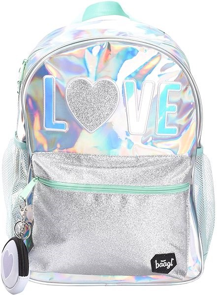Fun Love iskolatáska - Városi hátizsák