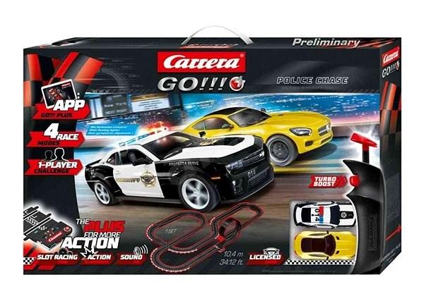 Carrera GoPlus 66011 Police Chase - Autópálya