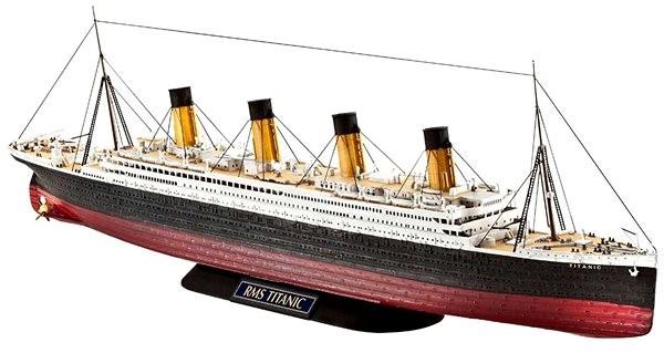 Rewell Model Kit 05210 hajó - R.M.S. Titanic - Műanyag modell