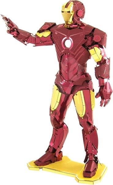 Metal Earth Marvel Iron Man - Építőjáték