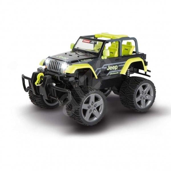 Carrera Jeep Wrangler - RC modell
