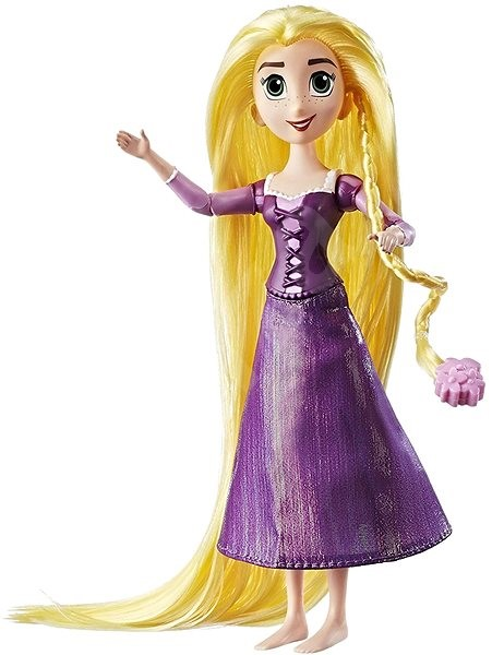 Disney Princess Aranyhaj extra hosszú hajjal - Baba  71b586f42f