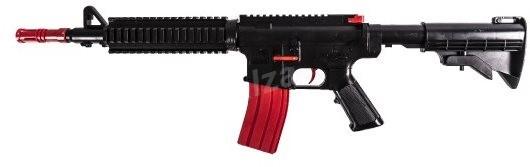 M16 játék géppisztoly szivacslövedékkel - Játékfegyver