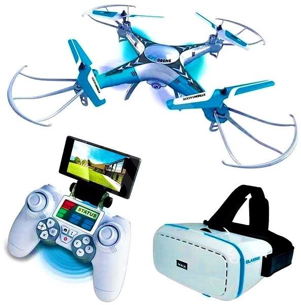 Kém drón kamerával és VR szemüveggel - Drón  96542e96a0