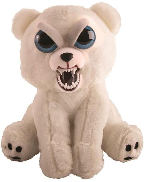 Bátor kedvencek (Feisty Pets) jegesmedve - Plüssjáték 1a966404c5