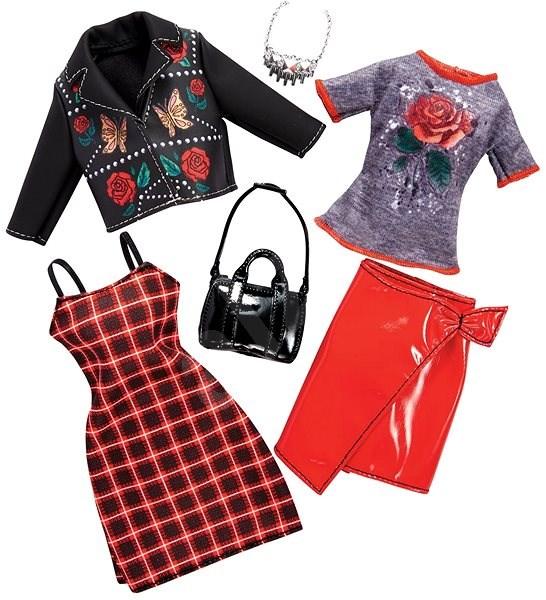 965650a2bd Barbie Kétrészes ruha szett FKT28 - Baba   Alza.hu