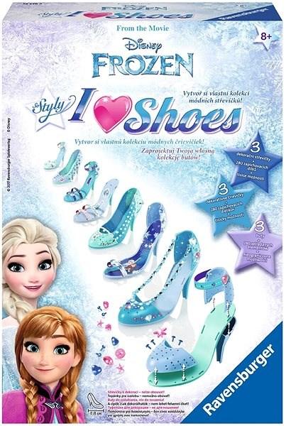 d8744695ec Ravensburger 185764 Disney Jégvarázs I love shoes - Játék | Alza.hu