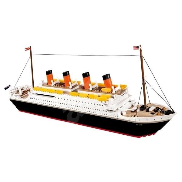 Cobi 1914A Titanic - Építőjáték