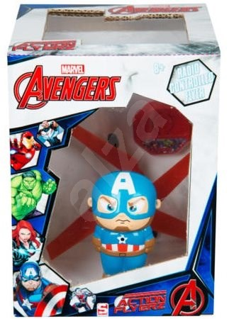 Captain America Action Flyerz - RC modell