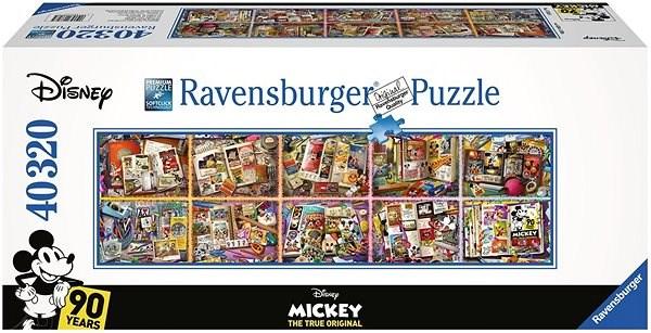 Ravensburger 178285 Mickey, 40000 darabos - Puzzle