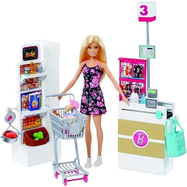 487b7ac77f Barbie Supermarket - Baba | Alza.hu