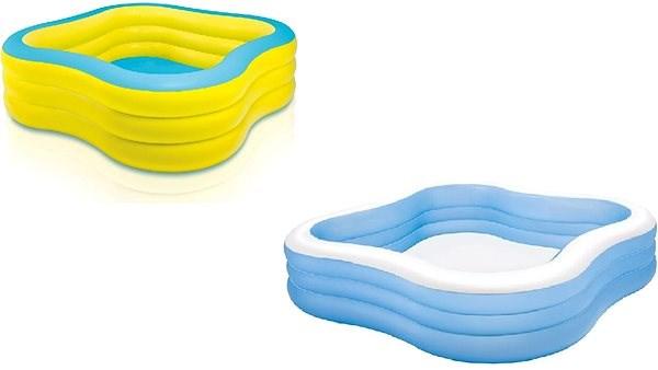 Intex Beach Wave családi medence - Felfújható medence  5d565abbef