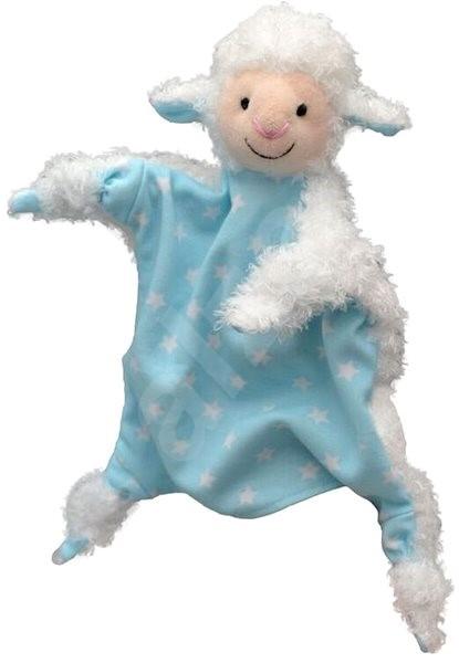 Kék bárányka - báb