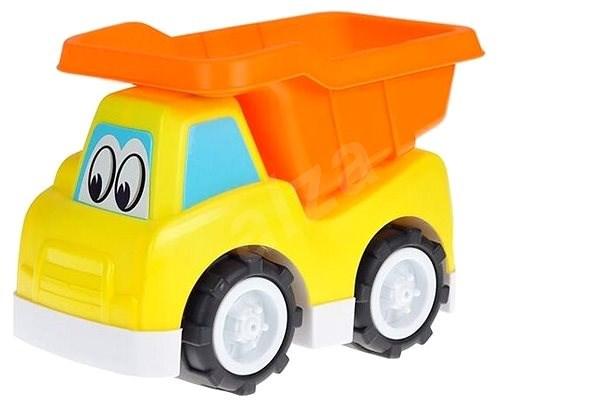 Cartoon billenős autó 25cm - Játékautó
