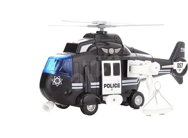 Elemes helikopter - Helikopter