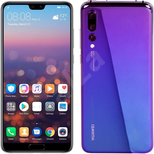 HUAWEI P20 Pro Twilight - Mobiltelefon  7ecde44777