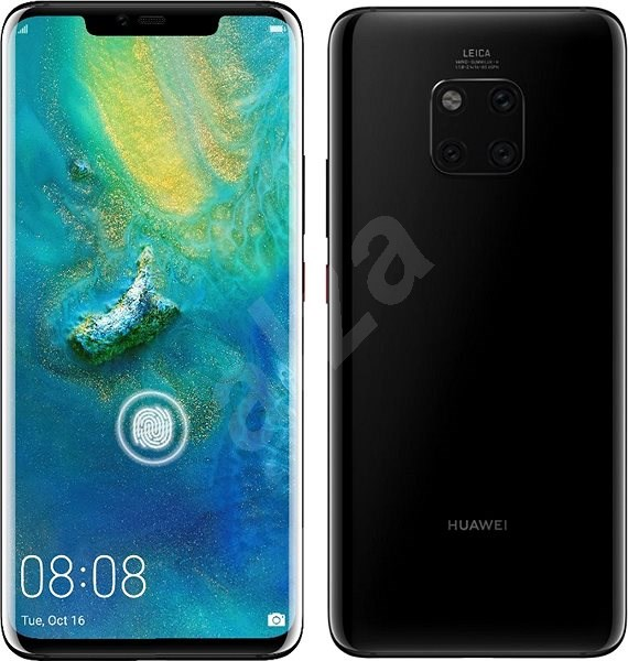 HUAWEI Mate 20 Pro Single SIM, fekete - Mobiltelefon