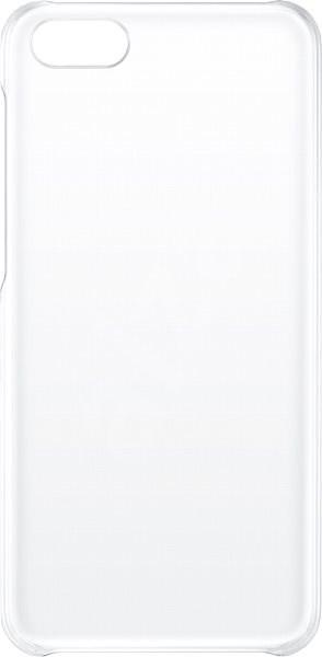Huawei Original Protective Tok Y5 2018-hoz, átlátszó - Mobiltelefon hátlap
