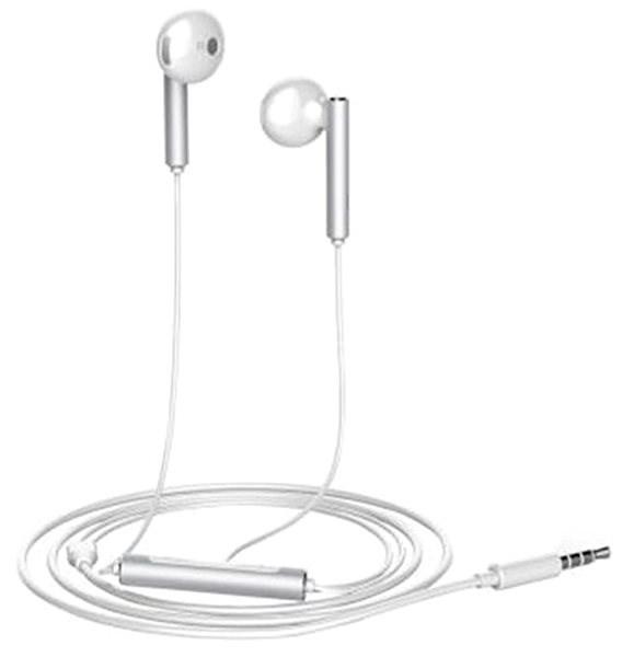 Huawei Original Stereo headset AM115 White (EU Blister) - Mikrofonos fej-/fülhallgató