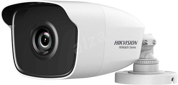 HikVision HiWatch HWT-B240 (6 mm), analóg, 4 MP, 4 az 1-ben, kültéri Bullet, fém / műanyag - Analóg kamera
