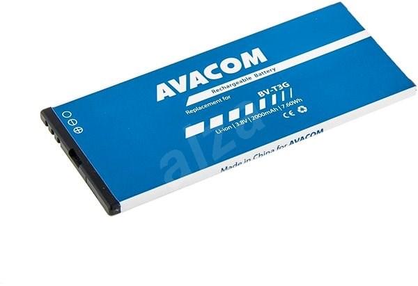 Avacom akkumulátor Microsoft Lumia 650 Li-Ion készülékhez, 3.8V 2000mAh (BV-T3G helyett) - Mobiltelefon akkumulátor