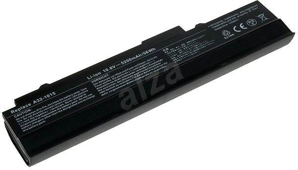 AVACOM Asus EEE PC 1015/1016/1215 series Li-ion 10.8V 5200mAh/56Wh black - Laptop-akkumulátor