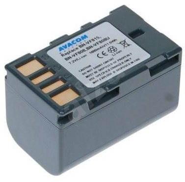 AVACOM JVC BN-VF808, VF815, VF823 Li-ion 7.2V 1600mAh 11.5Wh - Akkumulátor
