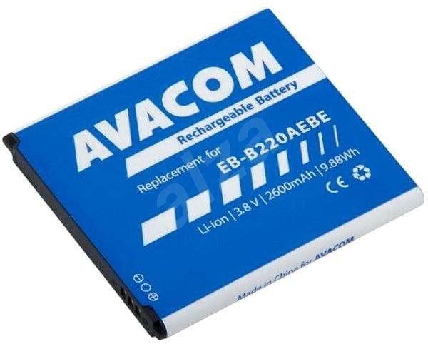 AVACOM Samsung Grand 2 Li-Ion 3,8V 2600mAh, (EB-B220AEBE helyett) - Mobiltelefon akkumulátor