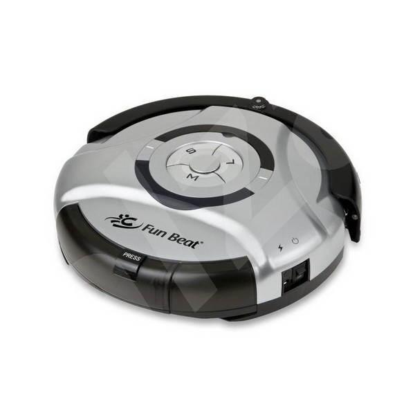 Fun Beat VacuSmart 600 - Robotic Vacuum Cleaner