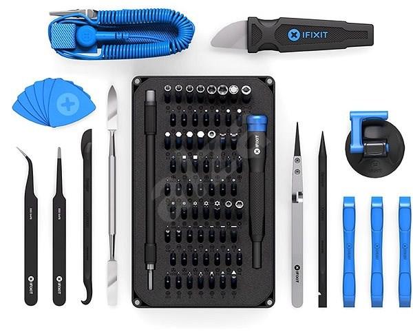 iFixit Pro Tech Toolkit - Elektronikai szerszámkészlet