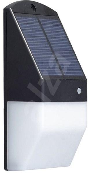 Immax SOLAR LED reflektor 1.2W-os érzékelővel, fekete - LED reflektor