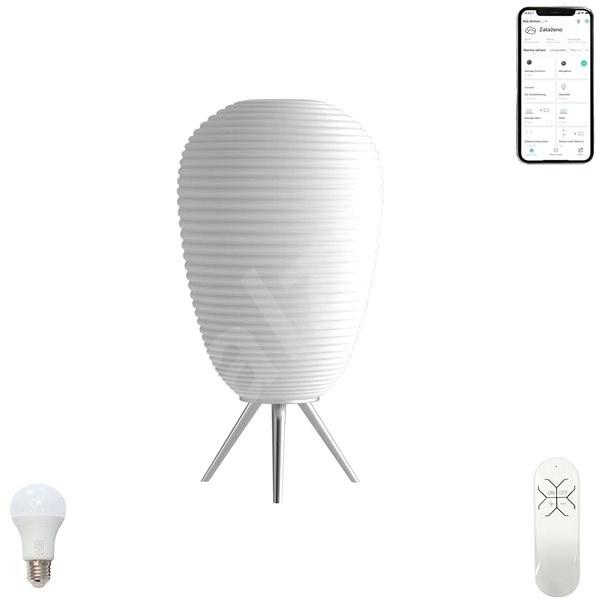 Immax NEO COCONO 07064L Smart LED - Asztali lámpa