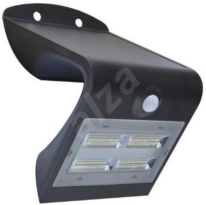 Immax SOLAR LED reflektor érzékelővel, 3.2W, fekete - LED reflektor