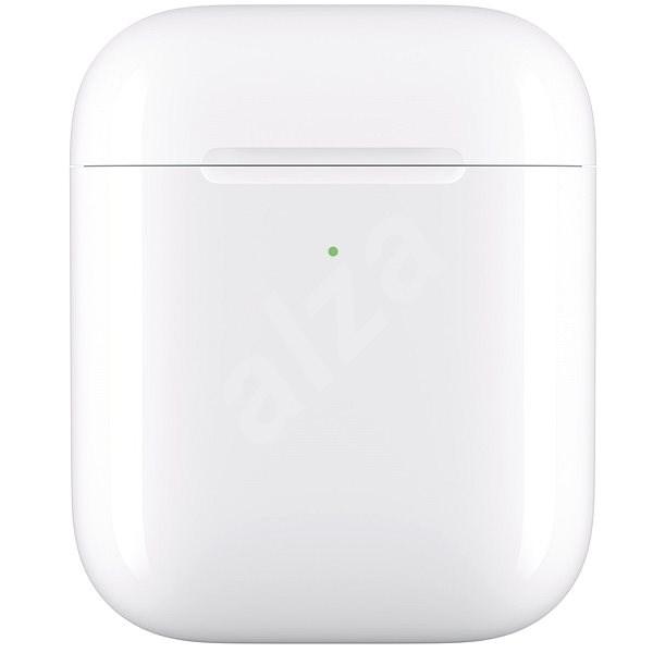 Apple vezeték nélküli töltőtok AirPods fülhallgatóhoz - Tok