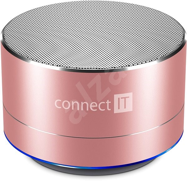 CONNECT IT Boom Box BS500RG Rose-Gold - Bluetooth hangszóró