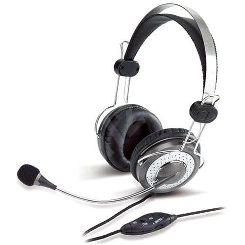 Genius HS-04SU - Mikrofonos fej- fülhallgató  5c9c2161b2