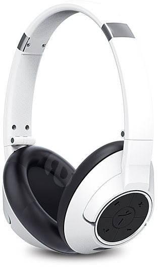 Genius HS-930BT fehér - Vezeték nélküli fül-/fejhallgató
