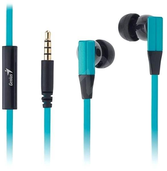 Genius HS-M230 Turquoise  - Headphones