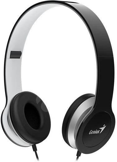 Genius HS-M430 Fekete - Mikrofonos fej- fülhallgató  c9fa7380f1