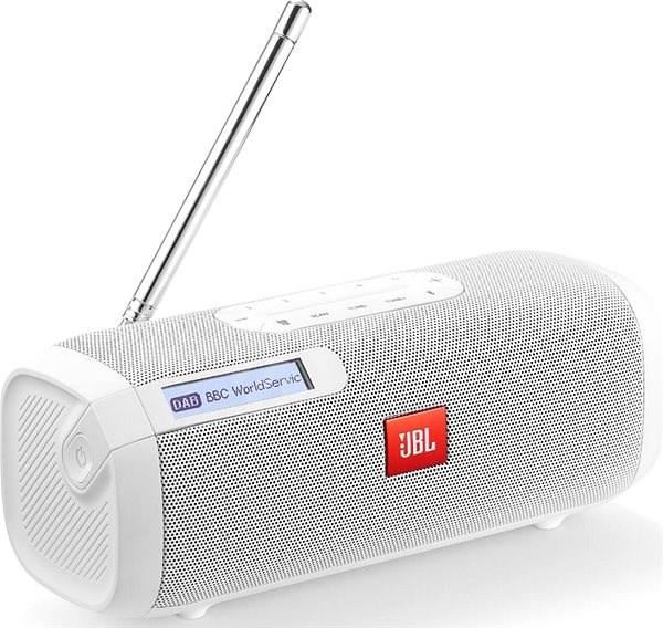 JBL Tuner fehér - Bluetooth hangszóró