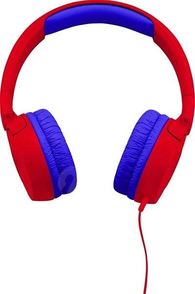JBL JR300 piros - Fej- Fülhallgató  40accd9ecc