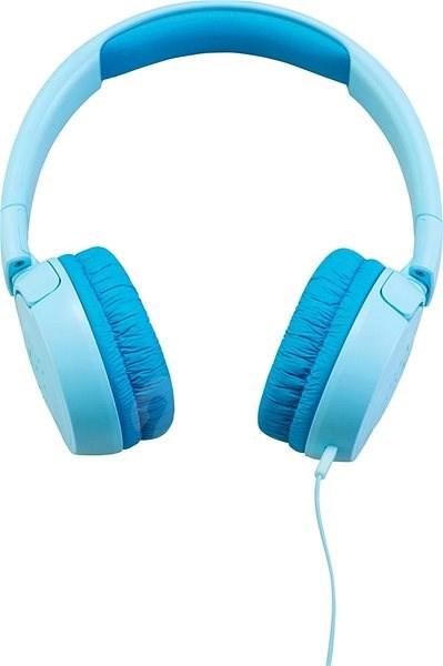 JBL JR300 kék - Fej- Fülhallgató  5b7c93ed49