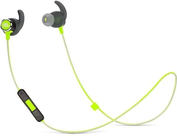 JBL Reflect Mini 2 zöld - Mikrofonos fej- fülhallgató  6fb45f7d77