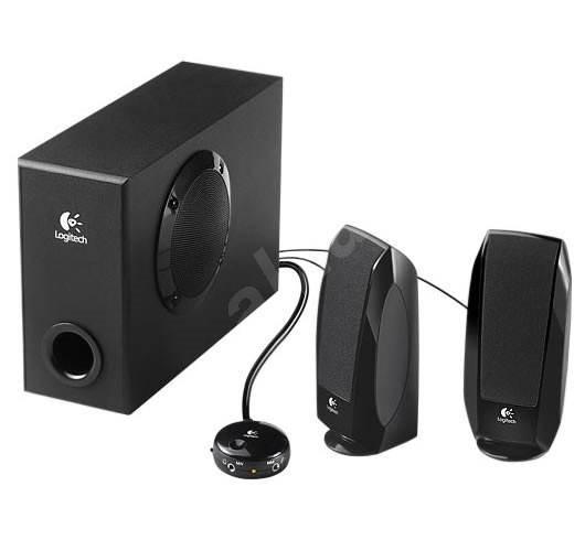 Logitech S-220 - Speakers