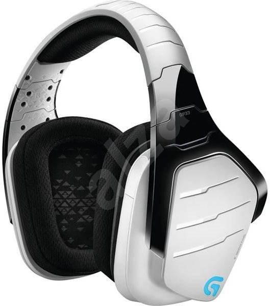 Logitech G933 Artemis Spectrum - fehér - Gamer fejhallgató  86967b9f8d