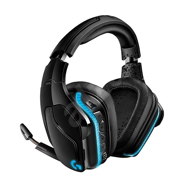 Logitech G935 Wireless 7.1 Surround Lightsync Gaming Headset - Gamer fejhallgató