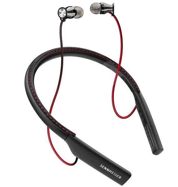 Sennheiser MOMENTUM In-Ear Wireless Black - Mikrofonos fej- fülhallgató ea15dc7a51