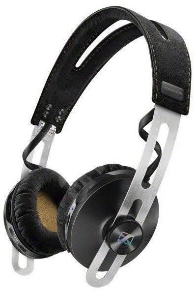 Sennheiser MOMENTUM On-Ear M2 OEBT Black - Mikrofonos fej- fülhallgató 7474213e96