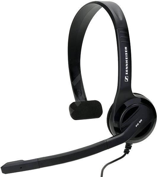 Sennheiser PC 26 - Mikrofonos fej- fülhallgató  91fc74c382