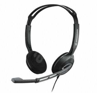 Sennheiser PC 230 - Mikrofonos fej- fülhallgató  210485eecd